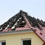 Dachstuhlbrand im Ferienhaus