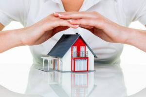 Die Ferienimmobilien versichern is gar nicht einfach, Schutz eines Feriehauses.